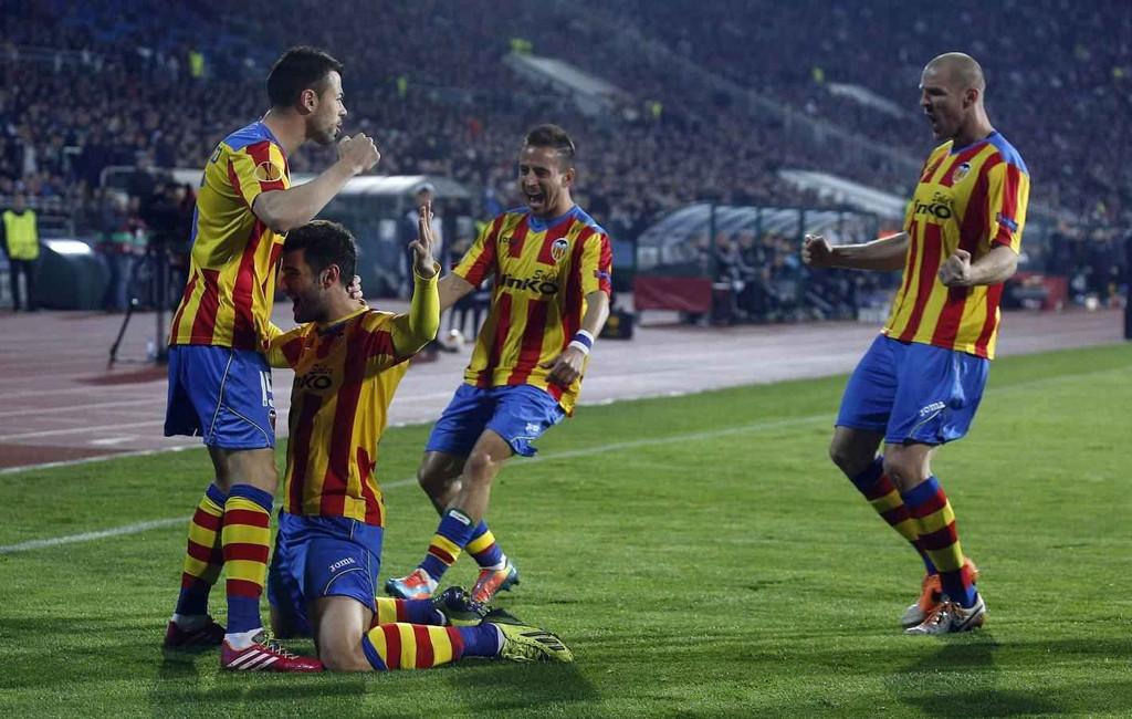 13.03.2014: Ludogorets R. 0 - 3 Valencia CF