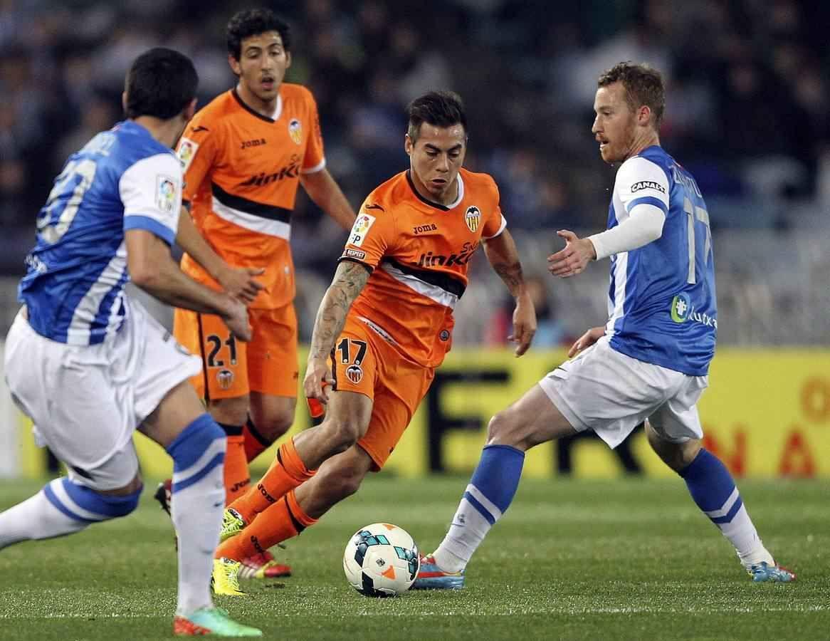 16.03.2014: Real Sociedad 1 - 0 Valencia CF