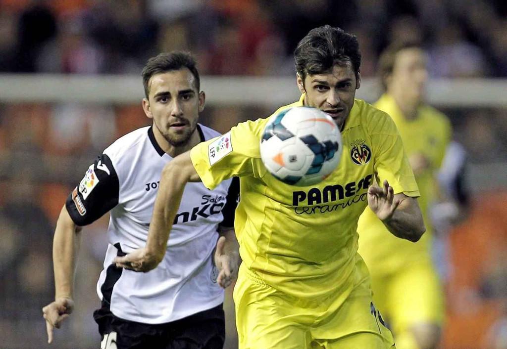 23.03.2014: Valencia CF 2 - 1 Villarreal CF