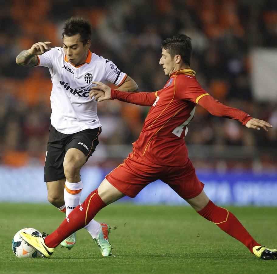 30.03.2014: Valencia CF 1 - 3 Getafe CF