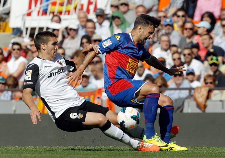 13.04.2014: Valencia CF 2 - 1 Elche CF