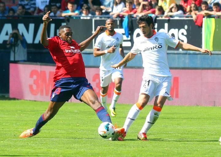 19.04.2014: CA Osasuna 1 - 1 Valencia CF