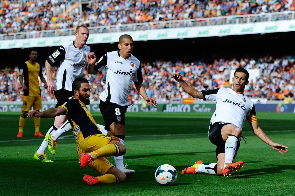 27.04.2014: Valencia CF 0 - 1 At. Madrid