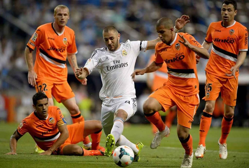 04.05.2014: Real Madrid 2 - 2 Valencia CF