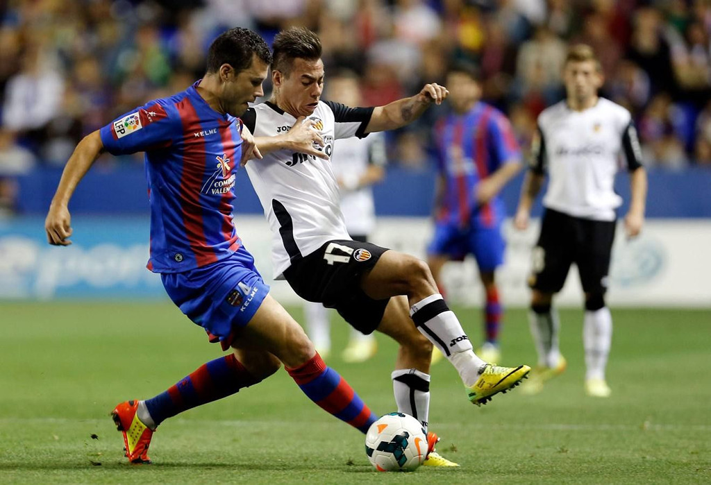 11.05.2014: Levante UD 2 - 0 Valencia CF