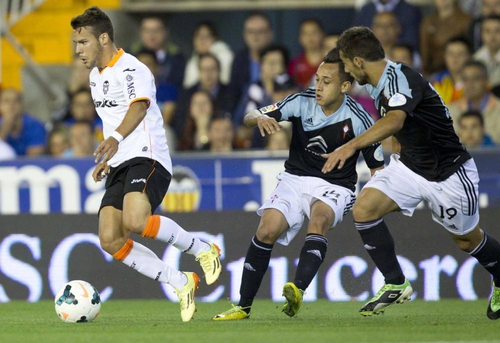 17.05.2014: Valencia CF 2 - 1 Celta de Vigo