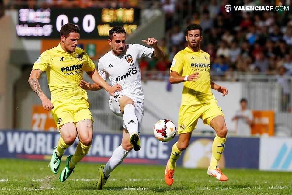 28.05.2014: Villarreal CF 0 - 1 Valencia CF