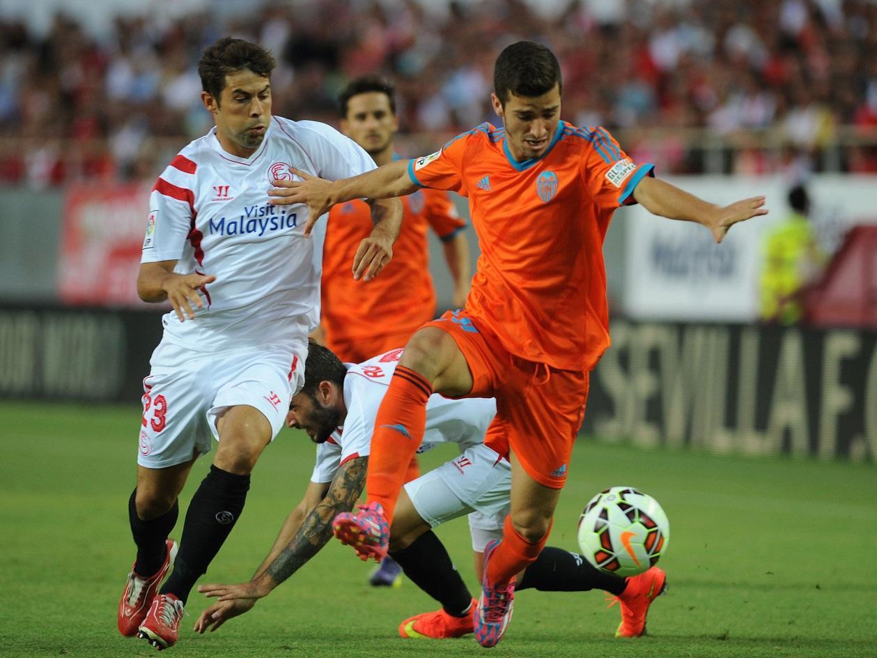 23.08.2014: Sevilla FC 1 - 1 Valencia CF