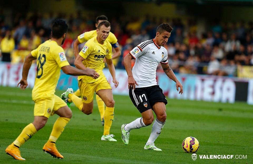 02.11.2014: Villarreal CF 1 - 3 Valencia CF