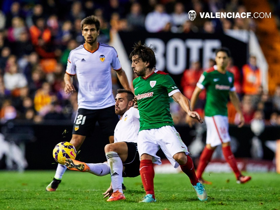 09.11.2014: Valencia CF 0 - 0 Athletic Club