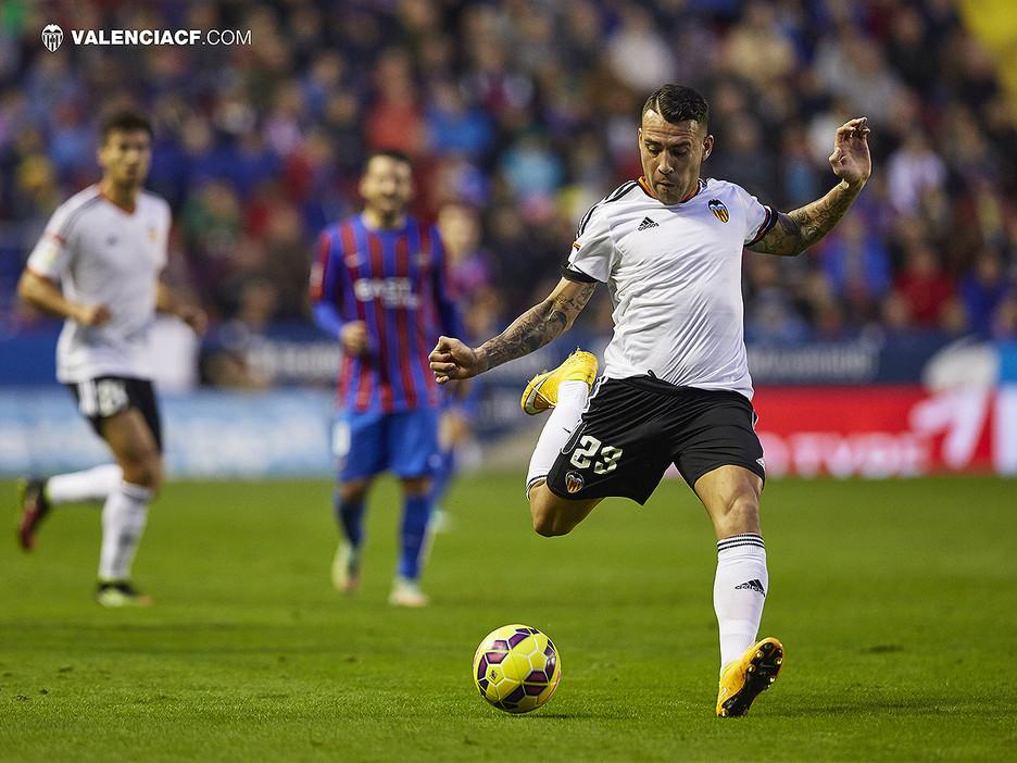 23.11.2014: Levante UD 2 - 1 Valencia CF