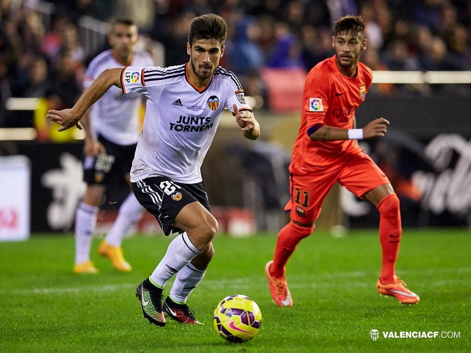 30.11.2014: Valencia CF 0 - 1 FC Barcelona