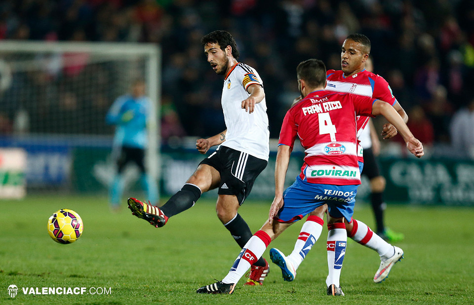 07.12.2014: Granada CF 1 - 1 Valencia CF