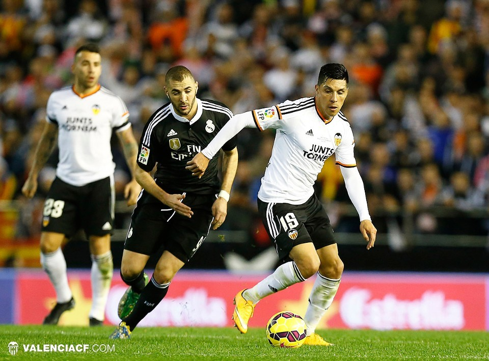 04.01.2015: Valencia CF 2 - 1 Real Madrid