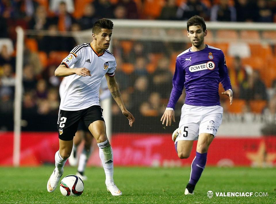 07.01.2015: Valencia CF 2 - 1 RCD Espanyol