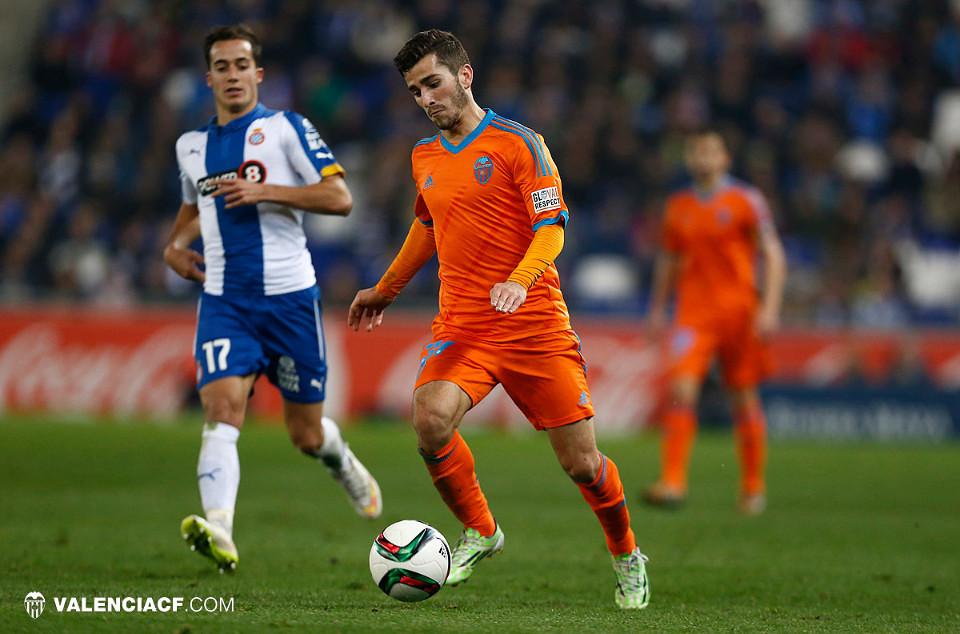 13.01.2015: RCD Espanyol 2 - 0 Valencia CF