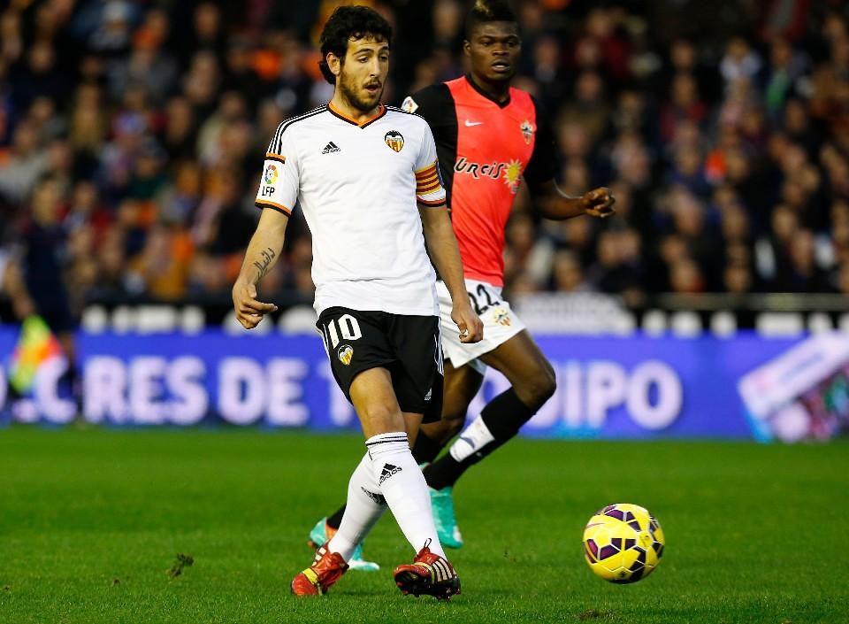 17.01.2015: Valencia CF 3 - 2 UD Almería