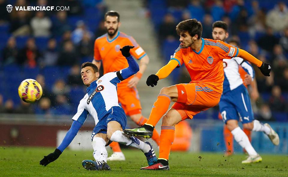 08.02.2015: RCD Espanyol 1 - 2 Valencia CF