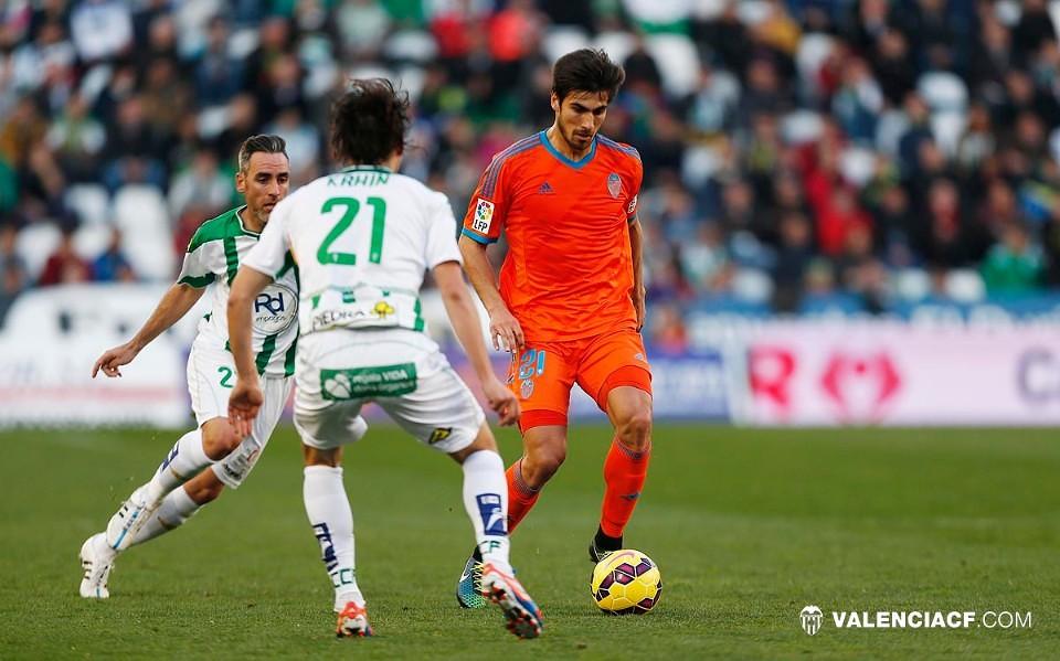21.02.2015: Córdoba CF 1 - 2 Valencia CF