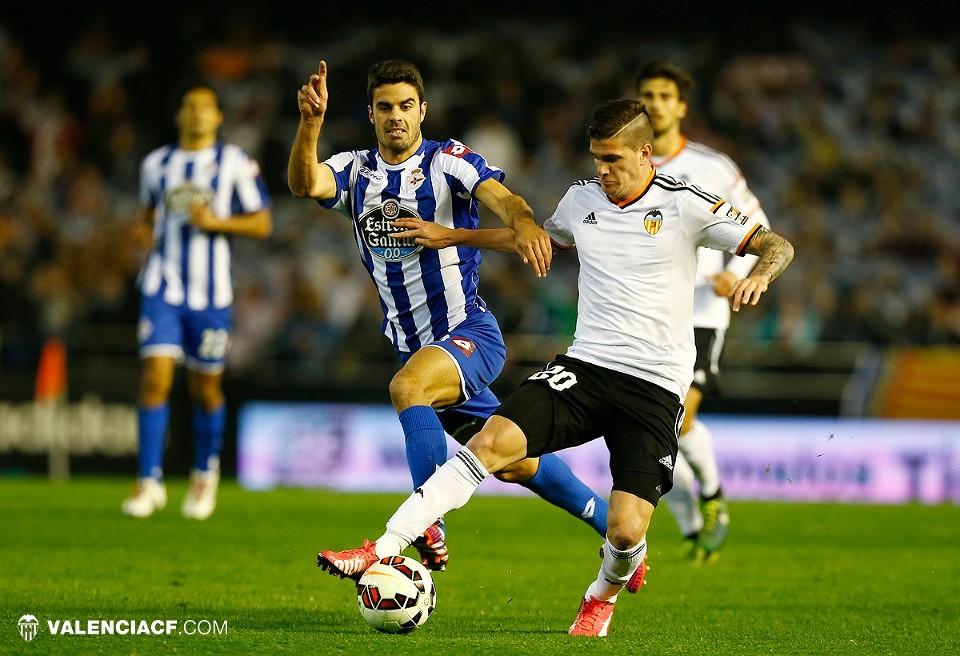13.03.2015: Valencia CF 2 - 0 Dep. Coruña