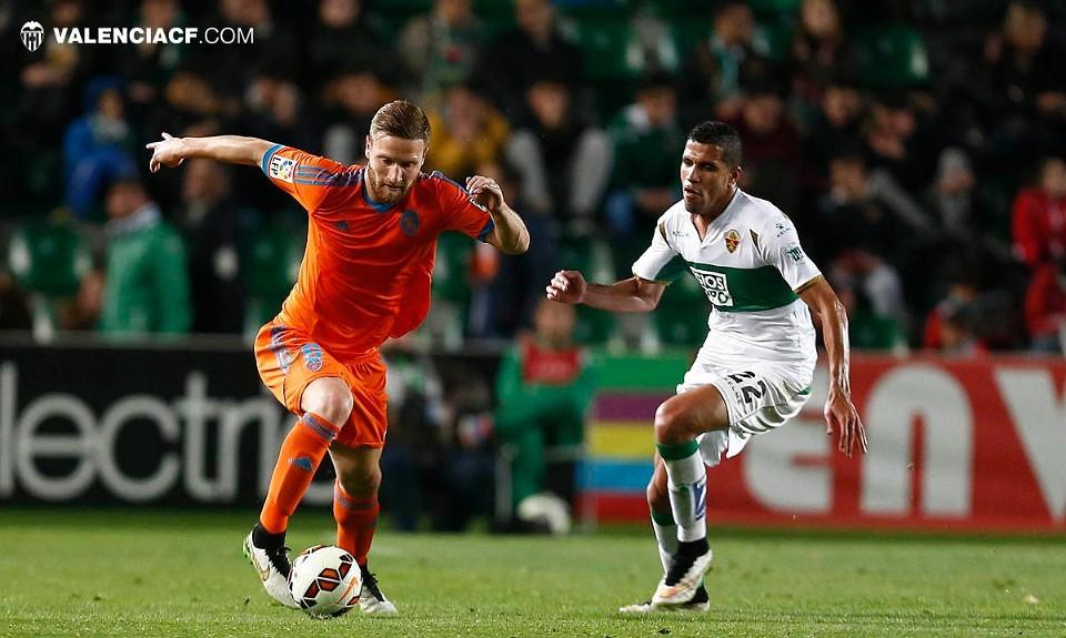 20.03.2015: Elche CF 0 - 4 Valencia CF