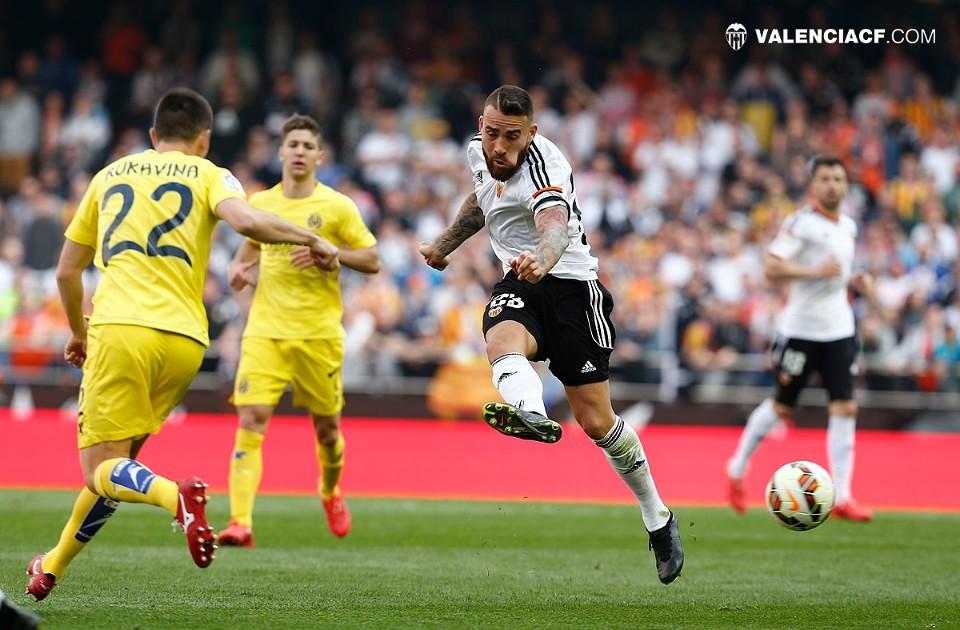 05.04.2015: Valencia CF 0 - 0 Villarreal CF