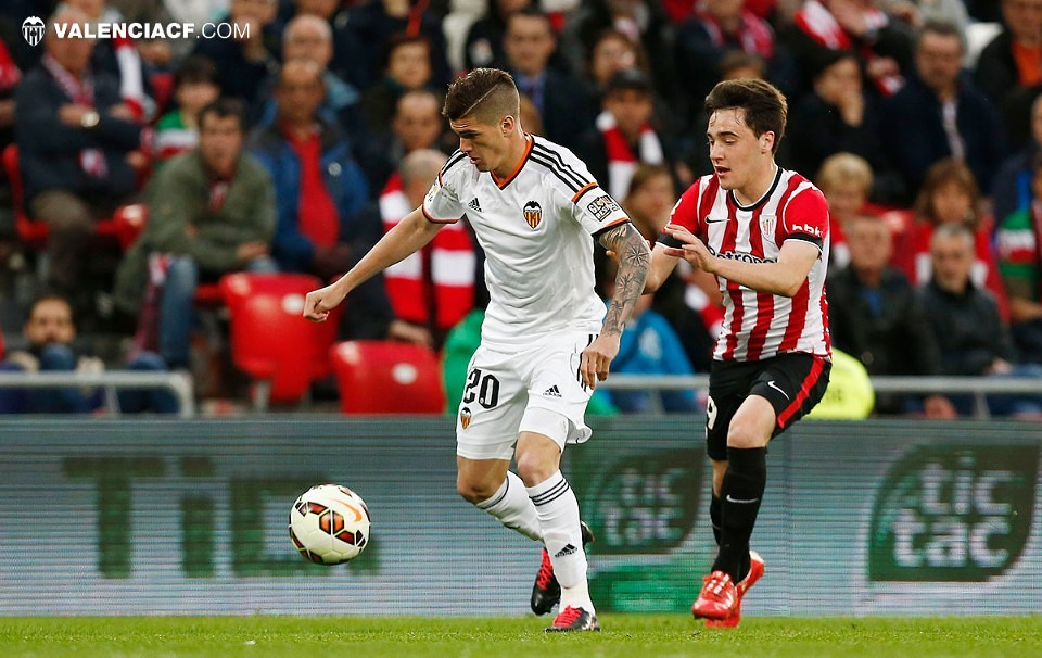 09.04.2015: Athletic Club 1 - 1 Valencia CF