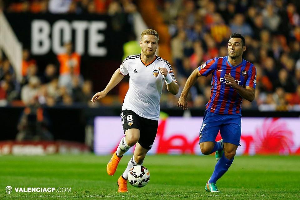 13.04.2015: Valencia CF 3 - 0 Levante UD