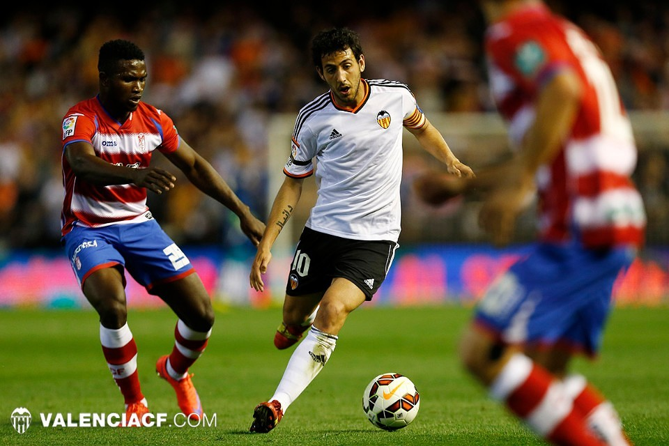 27.04.2015: Valencia CF 4 - 0 Granada CF