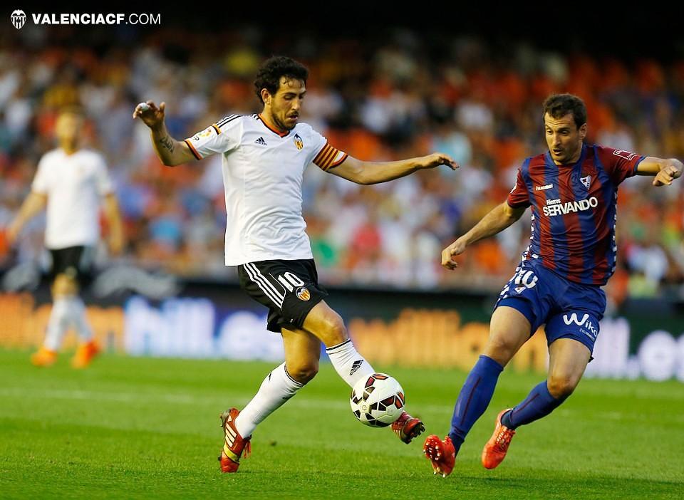 03.05.2015: Valencia CF 3 - 1 SD Eibar