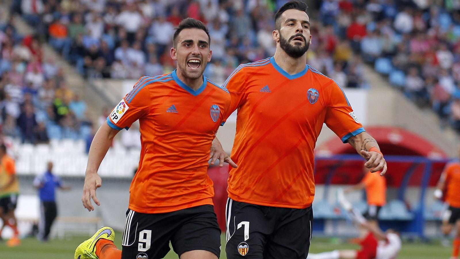 23.05.2015: UD Almería 2 - 3 Valencia CF