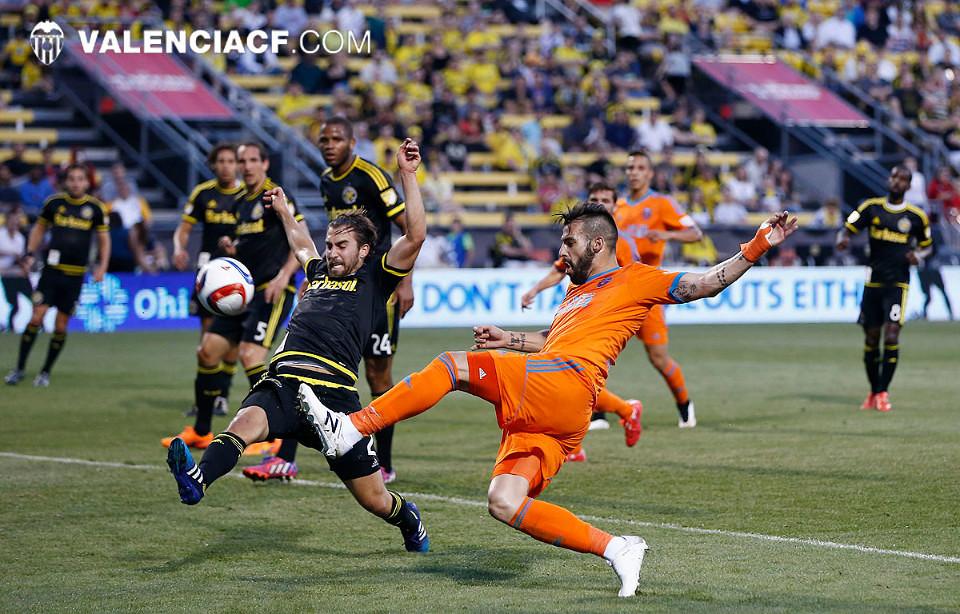 27.05.2015: Columbus Crew 0 - 1 Valencia CF