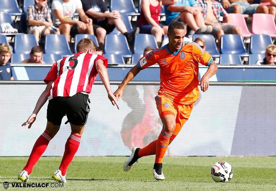 11.07.2015: Southampton FC 0 - 1 Valencia CF