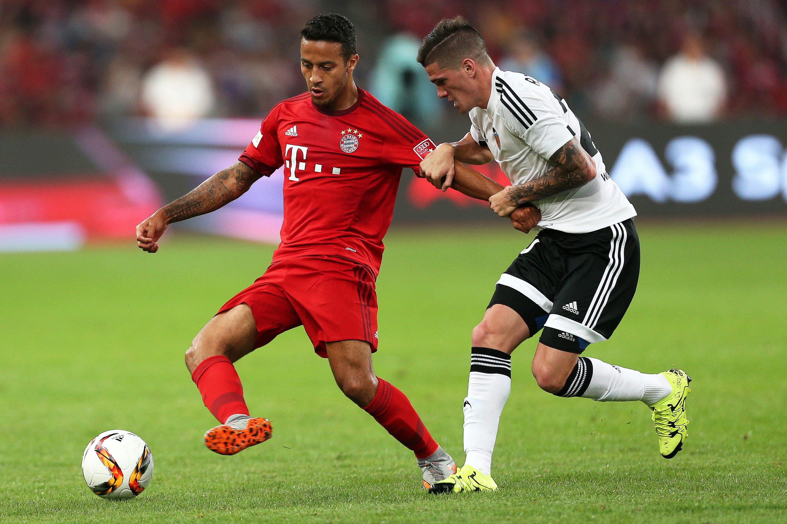 18.07.2015: Bayern Munich 4 - 1 Valencia CF