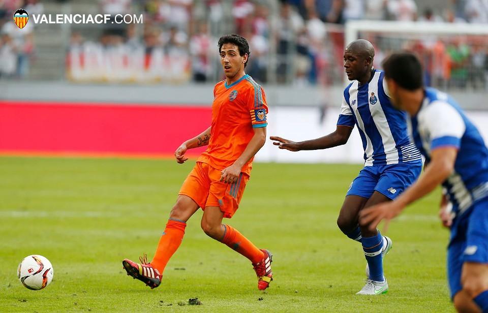 01.08.2015: FC Porto 0 - 0 Valencia CF