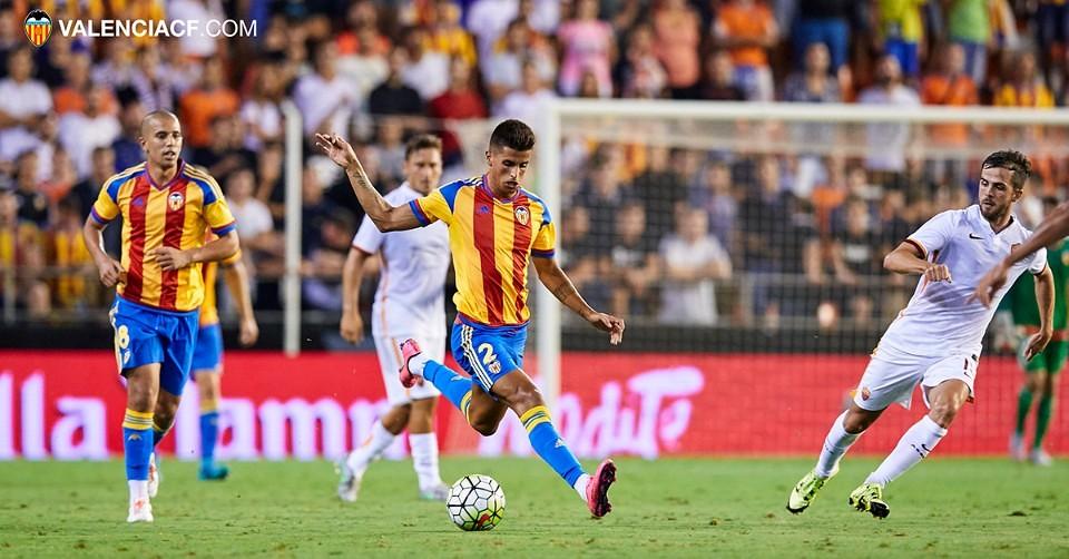 08.08.2015: Valencia CF 1 - 3 AS Roma