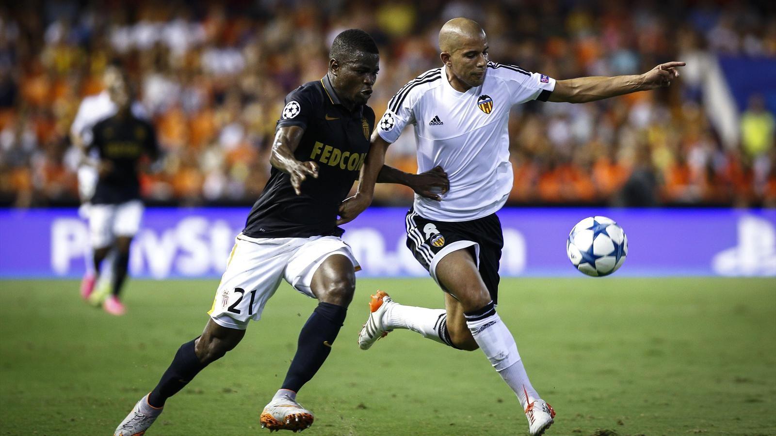 19.08.2015: Valencia CF 3 - 1 AS Monaco