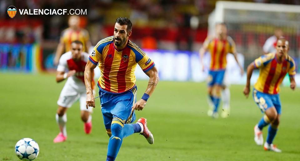 25.08.2015: AS Monaco 2 - 1 Valencia CF