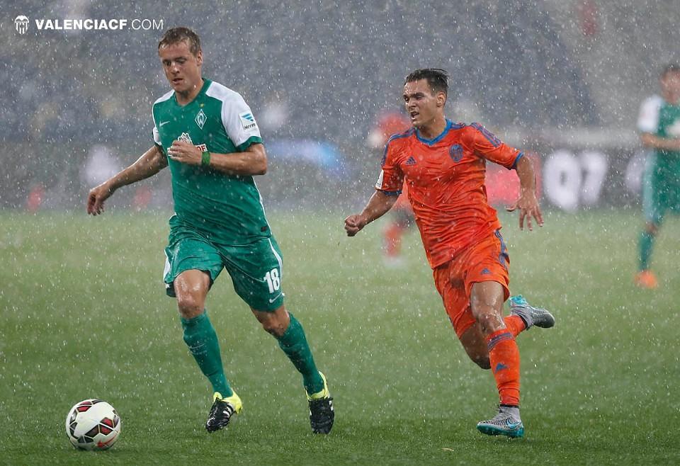 11.07.2015: Werder Bremen 0 - 0 Valencia CF