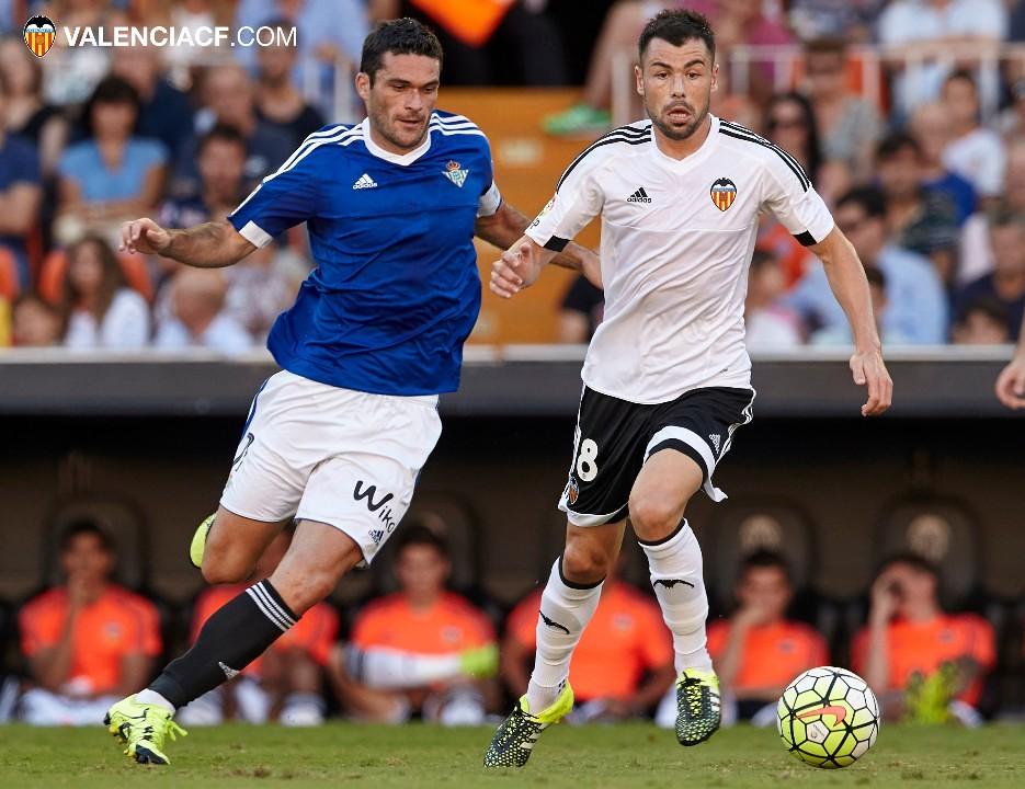 19.09.2015: Valencia CF 0 - 0 Real Betis