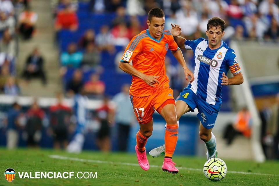 22.09.2015: RCD Espanyol 1 - 0 Valencia CF