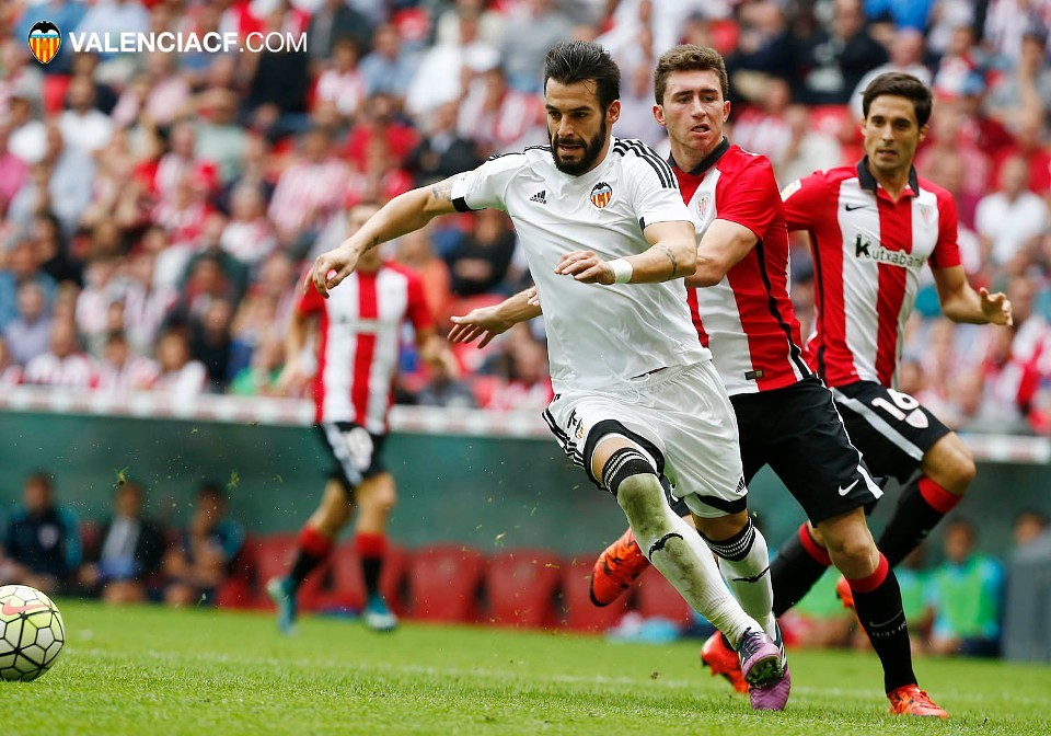 04.10.2015: Athletic Club 3 - 1 Valencia CF