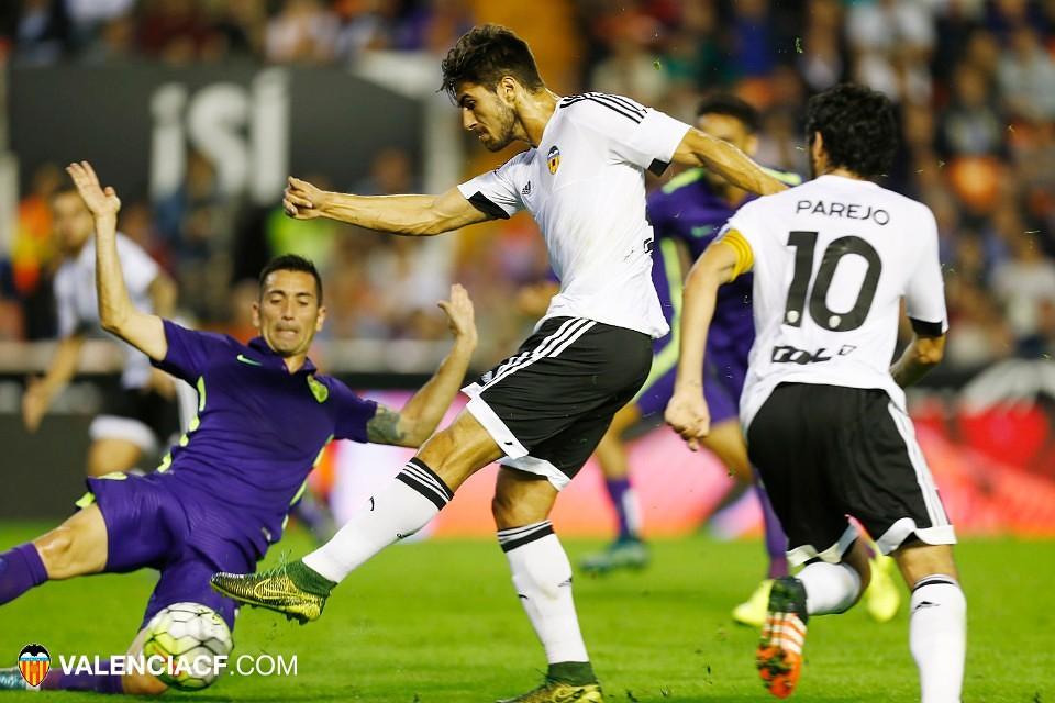 17.10.2015: Valencia CF 3 - 0 Málaga CF