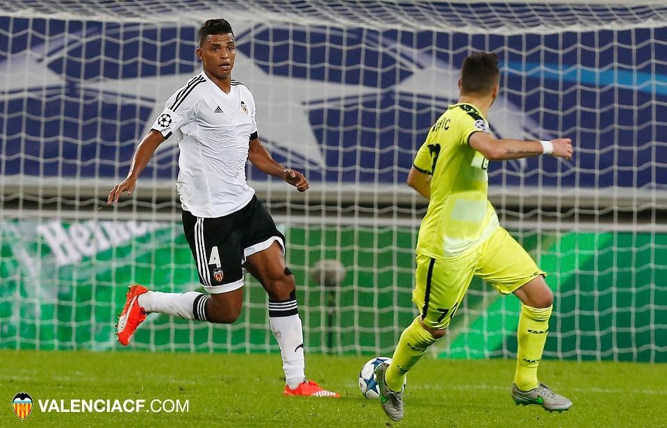 04.11.2015: KAA Gent 1 - 0 Valencia CF