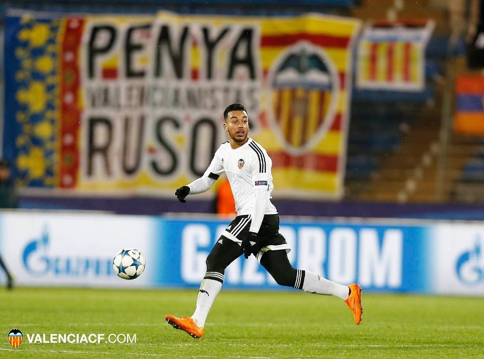 24.11.2015: Zenit SP 2 - 0 Valencia CF