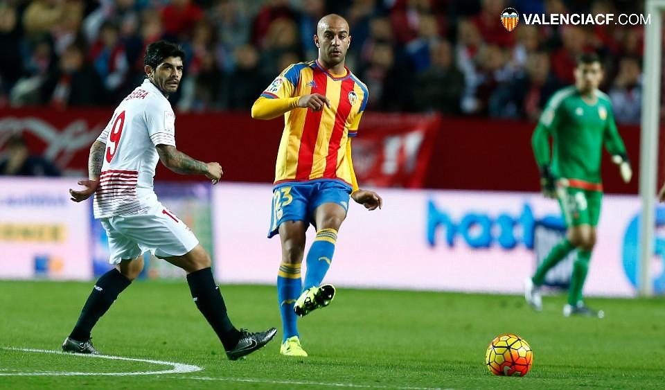 29.11.2015: Sevilla FC 1 - 0 Valencia CF