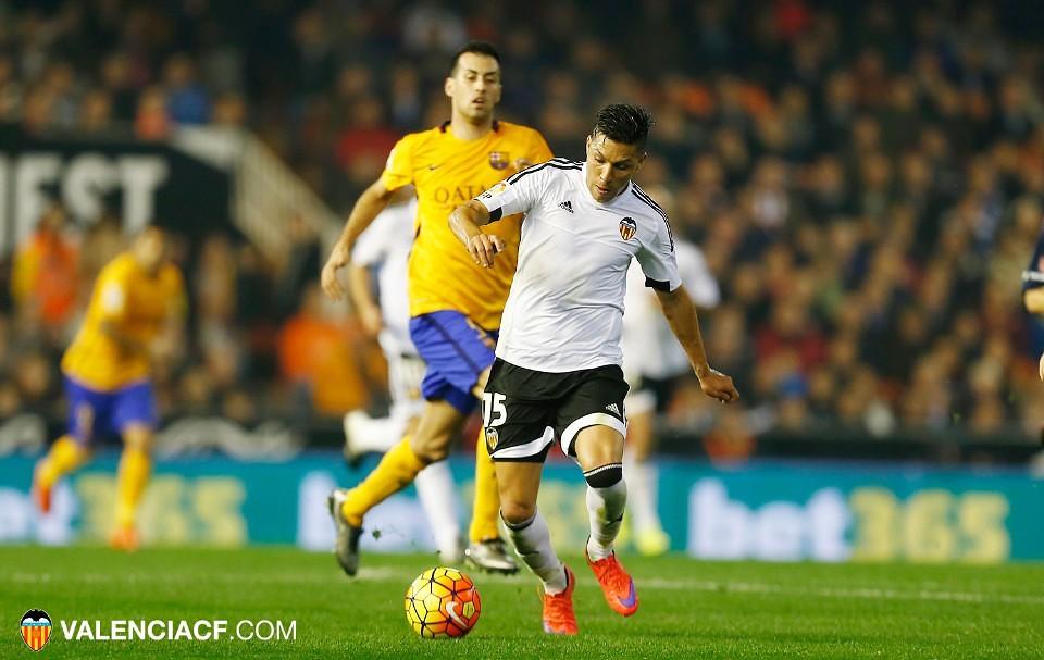 05.12.2015: Valencia CF 1 - 1 FC Barcelona