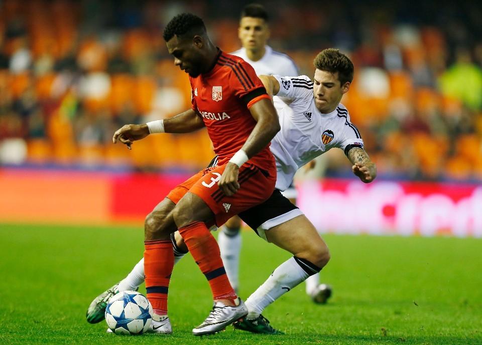 09.12.2015: Valencia CF 0 - 2 Olymp. Lyon