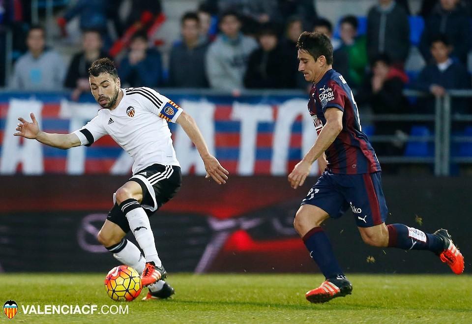 13.12.2015: SD Eibar 1 - 1 Valencia CF