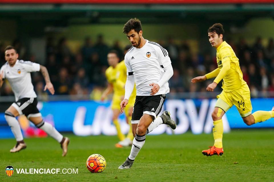 31.12.2015: Villarreal CF 1 - 0 Valencia CF